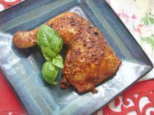 Mocno paprykowe pieczone nóżki kurczaka