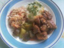 Mój gulasz wieprzowy
