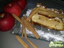 Mój strudel z jabłkami