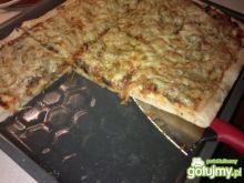 moja domowa pizza na 4 osoby