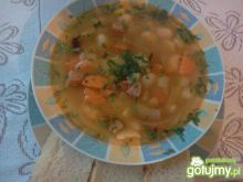 Moja zupa fasolowa