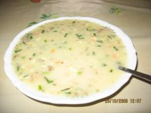 Moja zupa jarzynowa