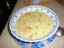 Moja zupa kalafiorowa :)