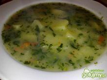 Moja zupa szpinakowa