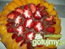 Moje ciasto z owocami