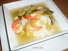 Moje orientalne wariacje na temat zupy:)