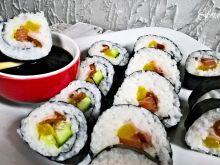 Moje pierwsze sushi