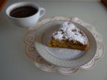 Moje ulubione ciasto imbirowo-gruszkowe