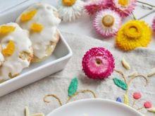 Morelowe ciasteczka z lukrem amaretto