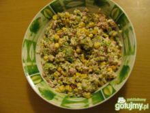 Mortadellowa sałatka