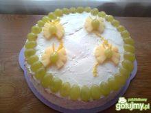 Motylkowy tort