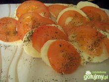mozarella zpomidorem