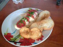 Mozzarella na ciepło