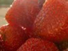 Mrożenia truskawek