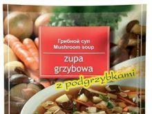 Mrożona zupa grzybowa na Święta