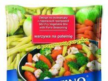 Mrożone owoce i warzywa