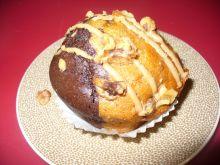 Muffinki dwukolorowe
