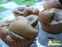 Muffinki bananowe 3
