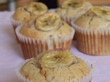 Muffinki bananowe