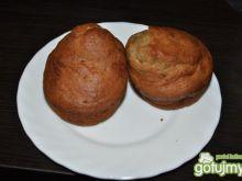 muffinki bananowe z rodzynkami
