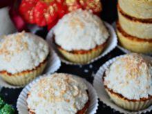 Muffinki bardzo kokosowe (wegańskie)