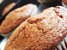 Muffinki bezglutenowe z dynią