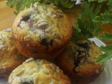 Muffinki borówkowe
