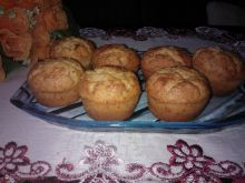 Muffinki chałwowe