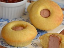 Muffinki corn dog
