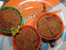 Muffinki cukiniowo- kokosowe