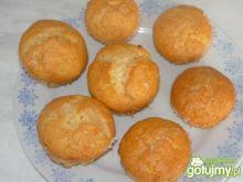 Muffinki cytrynowe Gosi
