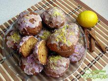 Muffinki cytrynowo-cynamonowe