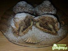 Muffinki czarno białe