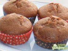 Muffinki czekoladowo-cytrynowe