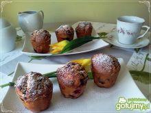 Muffinki dary lasu z kawową nutką