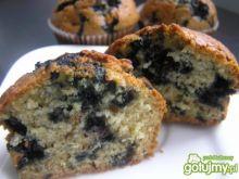 Muffinki jagodowe Bernadetty