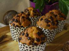 Muffinki jak zebra