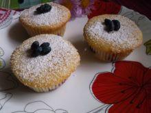 Muffinki jogurtowo-jagodowe