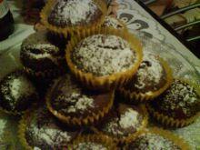 Muffinki kakaowe:)