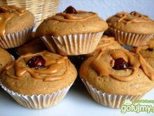 Muffinki kawowo-cynamonowe z daktylem