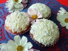 Muffinki kokosowe z Malibu