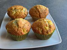 Muffinki kokosowo-ananasowe z chia