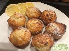 Muffinki lekko cytrynowe