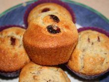 Muffinki malinkowo cytrynowe