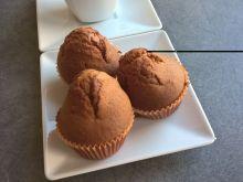 Muffinki migdałowo-orzechowe