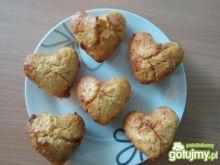 Muffinki mocno pomarańczowe
