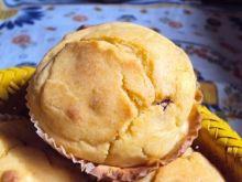 Muffinki na słono - z boczkiem