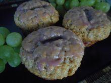 Muffinki nadziane czekoladą