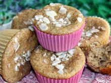 Muffinki nerkowcowe słodzone miodem