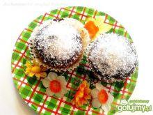 Muffinki o smaku kokosowym
